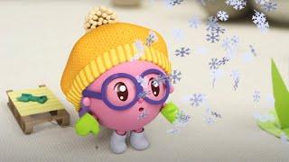 Малышарики – Где спят Барашики   Новая Серия 183   Мультфильмы для детей