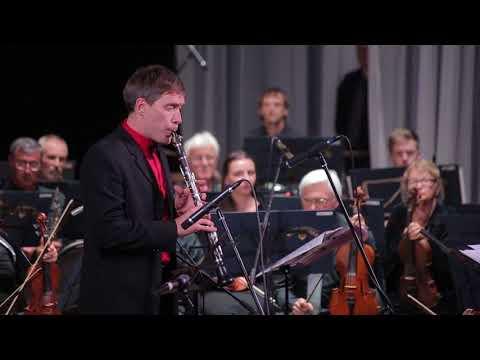 Сергей Мазаев, Игорь Фёдоров и Симфонический оркестр Крымской филармонии