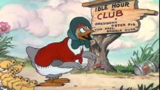 Donald Duck Klassiker Nr. 001 Die weise Henne (1934)