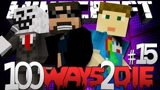 Minecraft 100 Ways To Die | Baby Food Challenge [15]