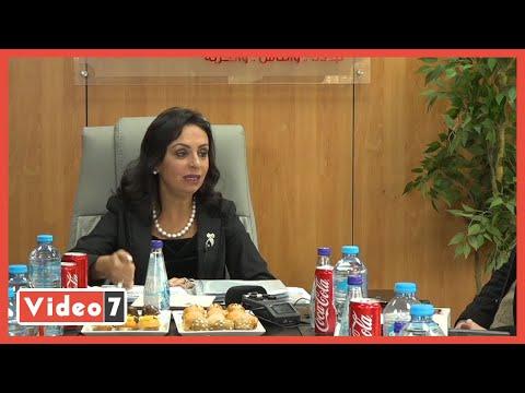 هل تتولى المرأة منصب رئيس الحكومة..  مايا مرسى ترد