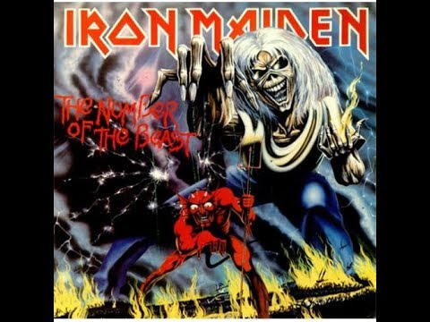 Iron Maiden - The Number of The Beast - 1982 Full Album