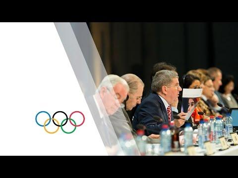 127th IOC Session in Monaco - Dec 8, 2014 - Morning Session - Part 2