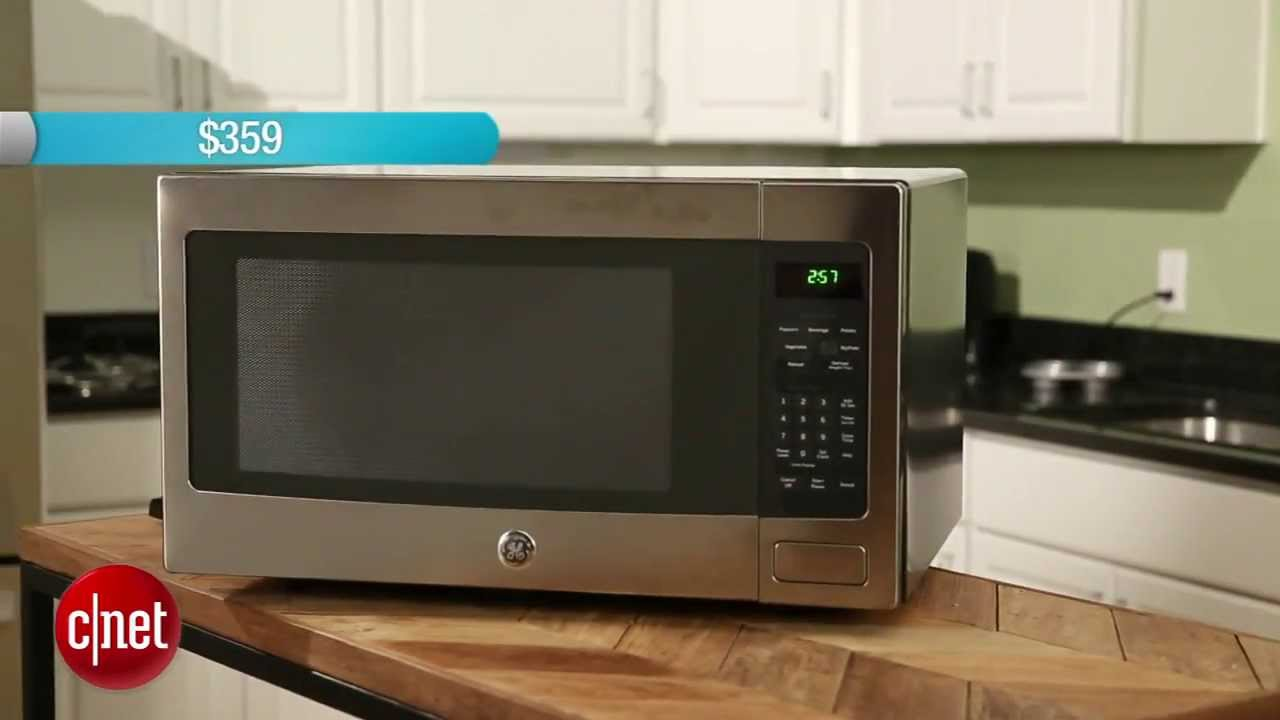 Ge Profiles Series 2 2cu Ft Stainless Steel Countertop Microwave You