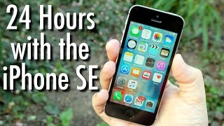 iPhone SE: 24 hours with a mini mid-range smartphone