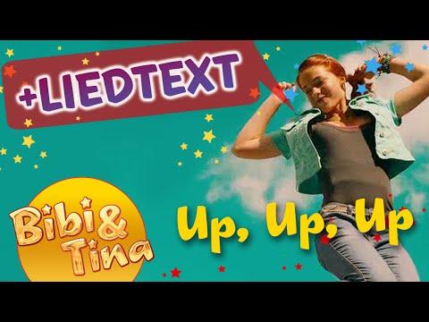 Bibi & Tina - UP UP UP Official Musikvideo Mit LYRICS Zum Mitsingen In Voller Länge