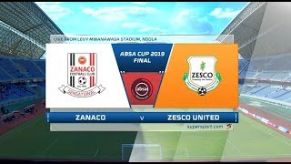 2019 Absa Cup Final | Zanaco vs Zesco United | Highlights