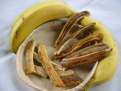 VIRGIN COCONUT OIL & DRIED BANANAS - SAMOA