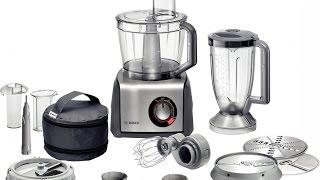 видео 6 лучших кухонных комбайнов