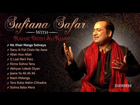 Best of Rahat Fateh Ali Khan - AUDIO JUKEBOX - Top Hits Songs Collection - Musical Maestros