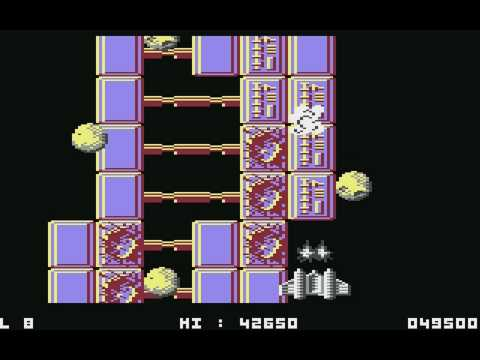 Lightforce (c64) longplay 1/2