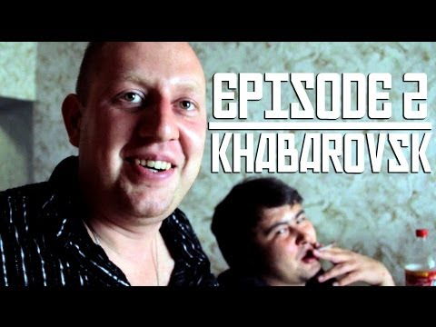 Хабаровск | Khabarovsk | Trans-Siberian Railway (EP.2)