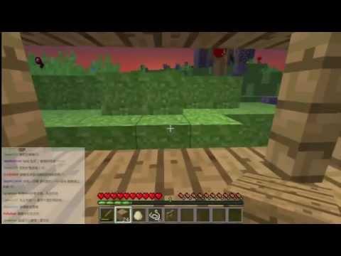 【娜娜&棕色】Minecraft 雙人生存 立體方塊生存 Ep1