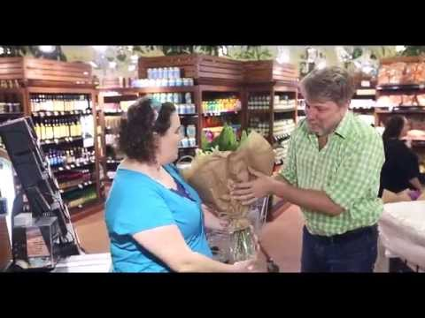 Trolley Dash at Organic Foods & Cafe - Would you do better?