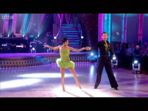 Matt and Flavia's Salsa  Strictly Come Dancing  BBC
