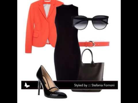 lowest price 450e1 7ea59 Come accessoriare un tubino nero in modo originale | Beauty