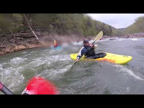 Gene's Cheat River PFD