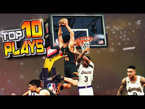 TOP 10 'BULLY BALL' Plays Of The Week #48 - Posterizers, Blocks & More