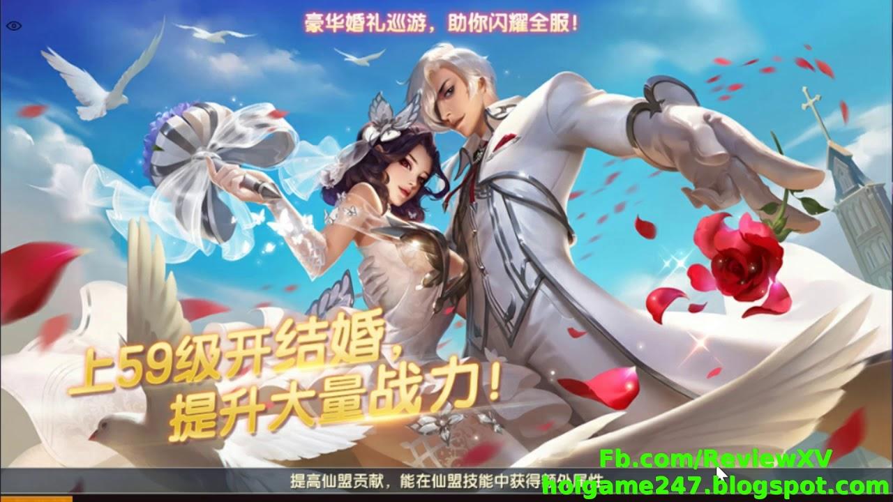 Kiếm Vũ Mobile Lậu Free Full Vip 15 + 88K KNBK - hoigame247 #1