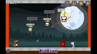 Зомби против пингвинов 4 // Zombies vs Penguins 4: Re-Annihilation
