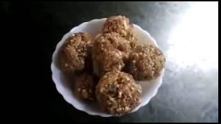 Mawa ke laddoo / Tasty Dry fruits balls / Indian Thali