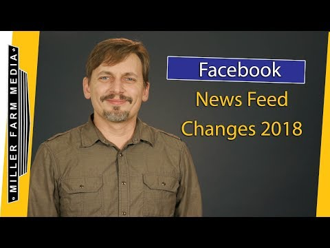 Facebook Changes 2018 (What your business needs to do to survive)