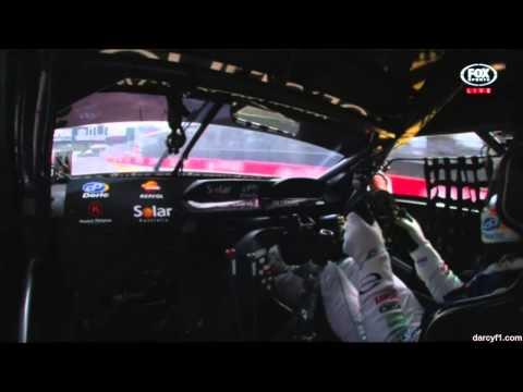 Will Davison Onboard - V8SC Adelaide 2015