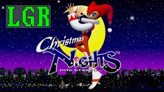 LGR - Christmas NiGHTS Into Dreams - Saturn Game Review
