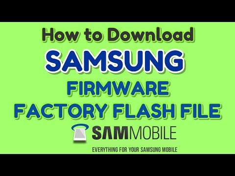 Download Official Samsung Firmware All Models | Download