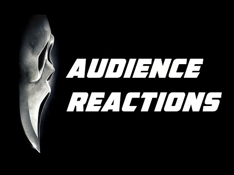 Horror Audience Reactions