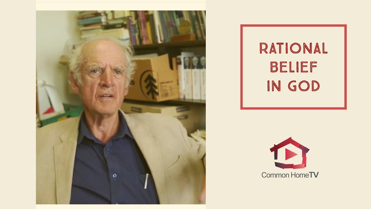 2bfc4d4a01e Professor Charles Taylor ~ Rational belief God - YouTube