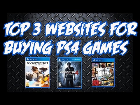 TOP 3 WEBSITES TO BUY CHEAP GAMES!