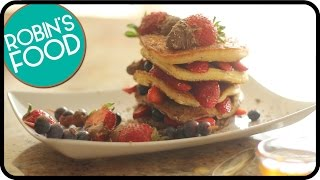 Mother's Day Pancakes I Robins Food