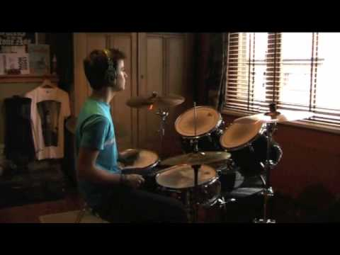 Wolfmother - New Moon Rising Drum Cover