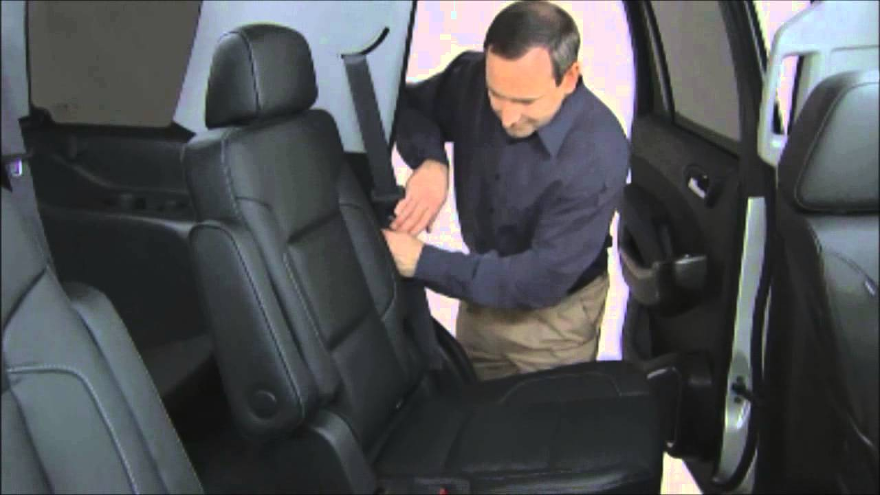 GraffGuru- 2015 Chevy Tahoe 2nd & 3rd Row Seating - YouTube