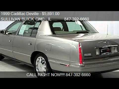 1999 Cadillac Deville Concours For Sale In Arlington