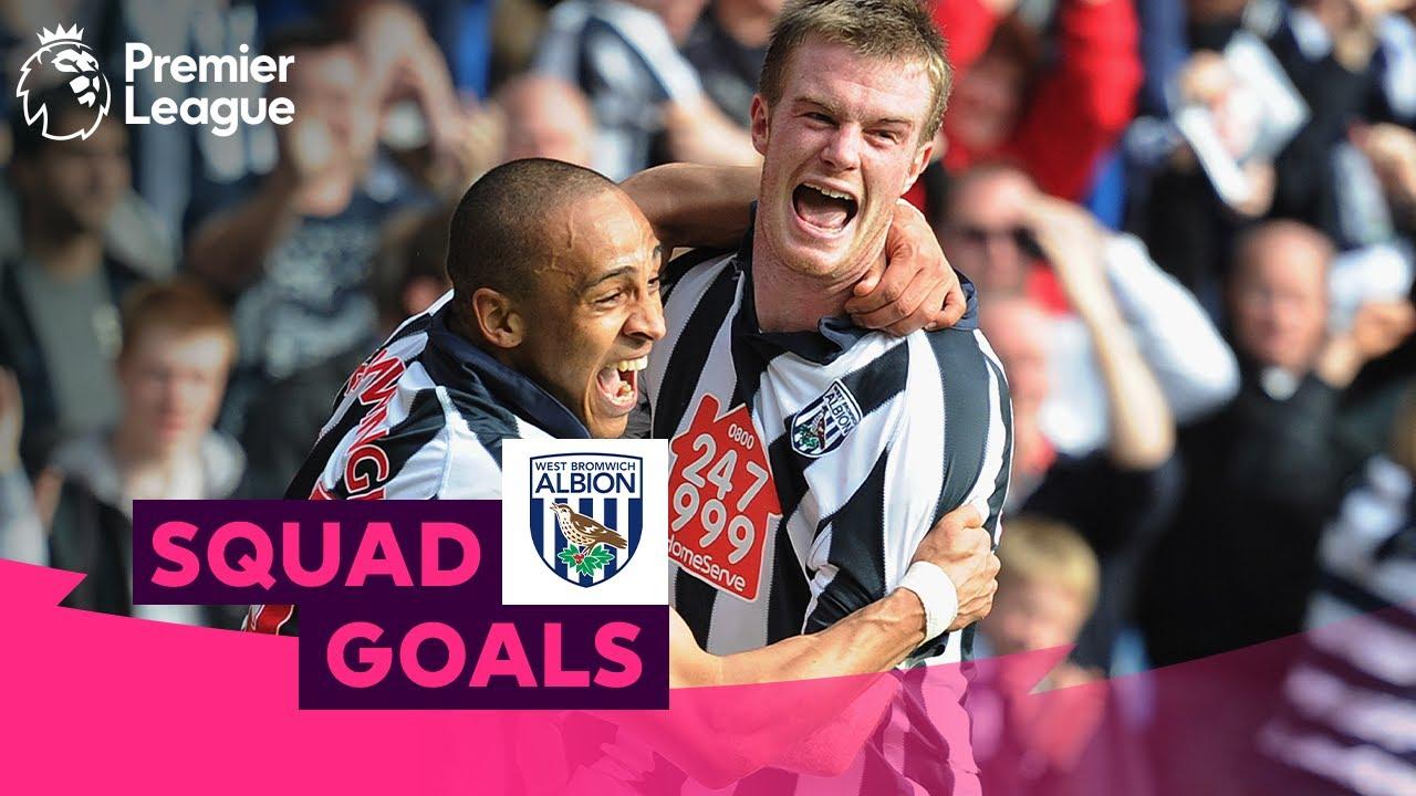 Premier League: West Bromwich Albion scores five goals against 10 ...