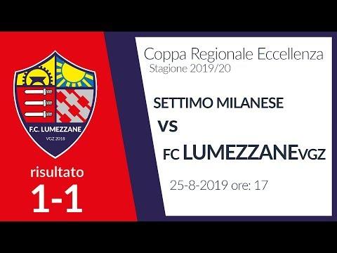 Settimo Milanese Vs Fc  Lumezzane Vgz  1-1