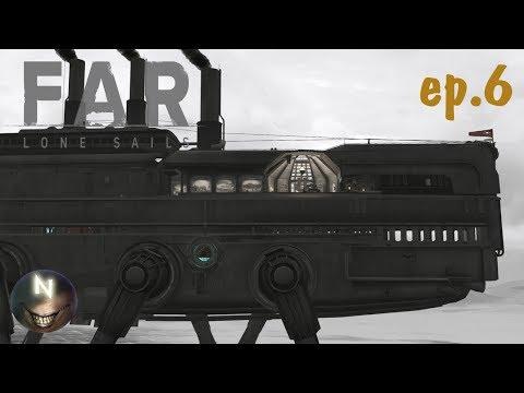 Прогресс Человеческий (ep.6) FAR Lone Sails