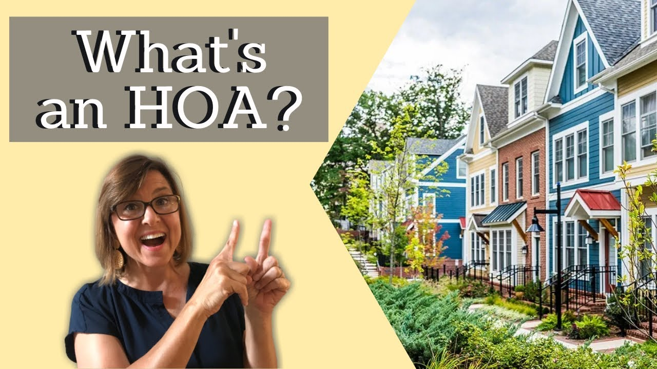 What is an HOA? | Townsend Realty Group
