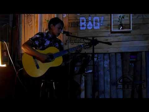 NineBall - Hingga Akhir Waktu Cover Akustik Ismakustik Lumajang #Liverecording Aidil Cafe