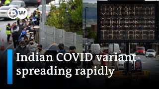 COVID-19: Parts of UK ease lockdown despite new variant fears   DW News