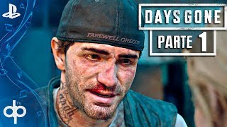 DAYS GONE Gameplay Español Parte 1 PS4 PRO | Prologo Walkthrough | Español | (Days Gone 2019)