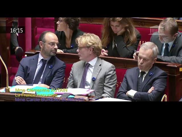 C. AUTAIN À DE RUGY  : UNE ÉCOLOGIE IMPOPULAIRE N'A AUCUN AVENIR !