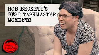 Rob Beckett's Best Taskmaster Moments