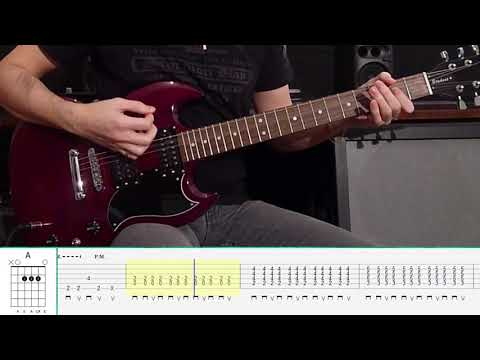 Led Zeppelin - Immigrant Song (Guitar Tutorial)