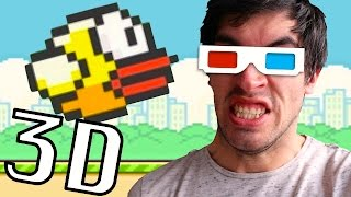 FLAPPY BIRD EN 3D!! - JuegaGerman