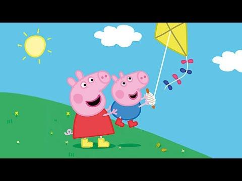 Peppa Pig - Peppa Pig cartoon new HD 2015 - season 6