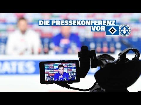 RELIVE: Die Pressekonferenz vor dem Spiel gegen Darmstadt