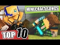 Top 10 Minecraft Songs Animations Of February 2017 NEW Minecraft Song And Music Videos mp3